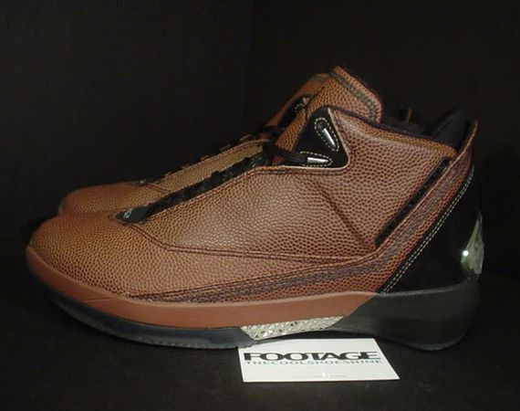 The Daily Jordan: Air Jordan XX2 Basketball   2006