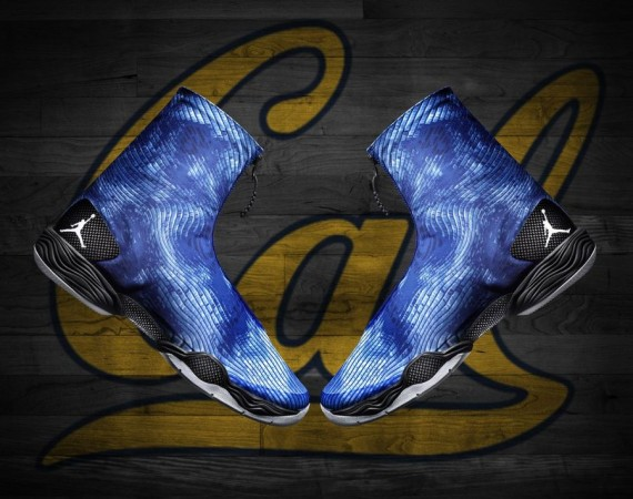 Air Jordan XX8 Blue Camo To Be Worn By Jordan Brand NCAA Schools