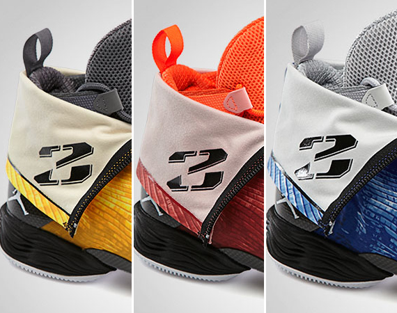Air Jordan XX8: Color Pack   Official Images