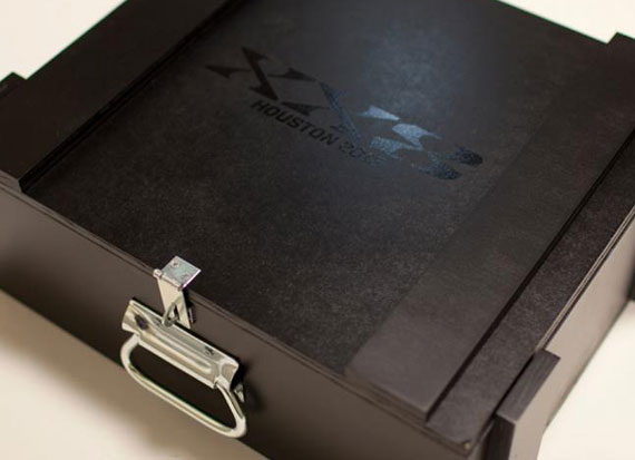 Air Jordan XX8: Commemorative Wooden Box