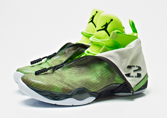 "Air Jordan XX8 ""Electric Green"""