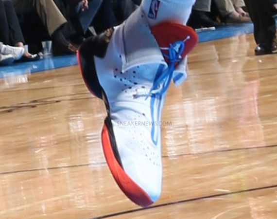 newest d1def d2e29 Before all the Air Jordan XX8 preview madness that fell today, there was Russell  Westbrook last night wearing yet another brand new version of the sneaker  ...