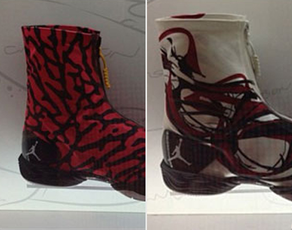 Air Jordan XX8: Red Elephant & VIII Inspired