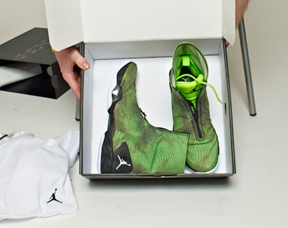 Air Jordan XX8 Unboxing