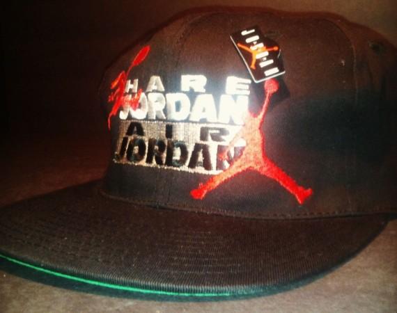 Vintage Gear: Hare Jordan Snapback