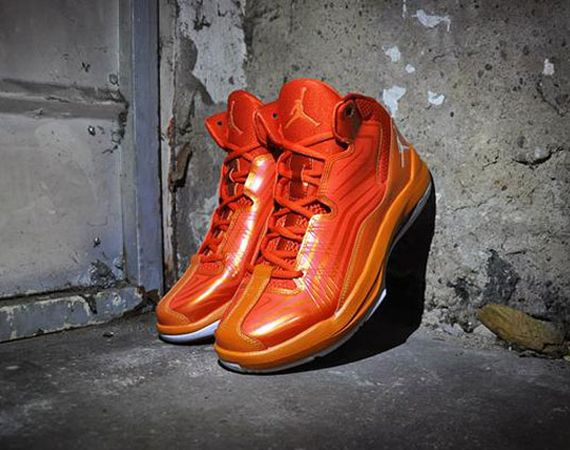 Jordan Aero Mania: Team Orange  Total Orange