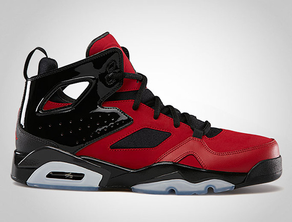 Jordan Flight Club 91: Gym Red  Black  Night Stadium