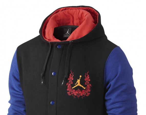 Jordan Brand 6th Sense Varsity Jacket