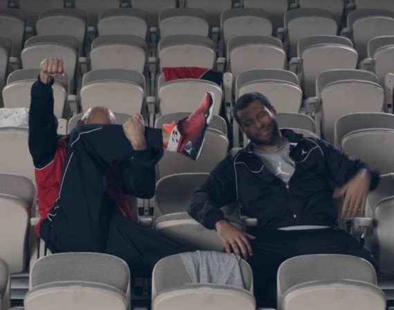 "Key & Peele ""Air Jordan XX8 Dunkathon"" Video"
