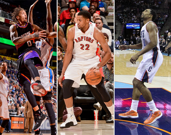 NBA Jordans on Court: Around The League  2/8  2/12