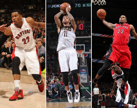 NBA Jordans on Court: Around The League  2/19  2/21