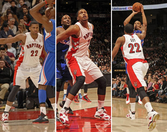NBA Jordans on Court: Weekend Recap  2/1  2/3
