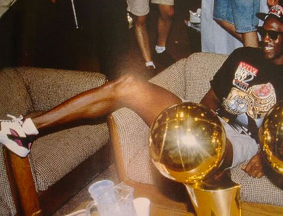 Complex's 25 Photos of Michael Jordan Wearing Non Air Jordans