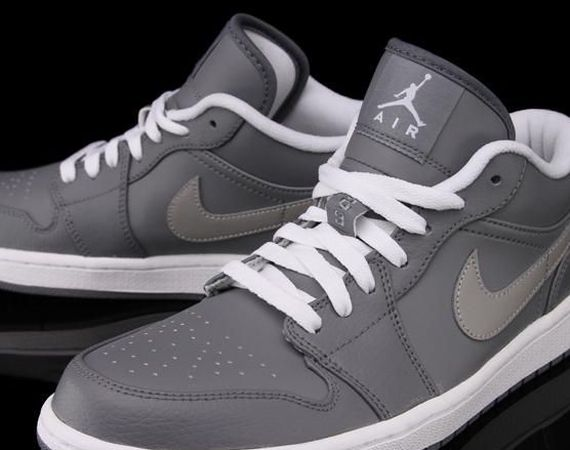 Air Jordan 1 Low Cool Grey