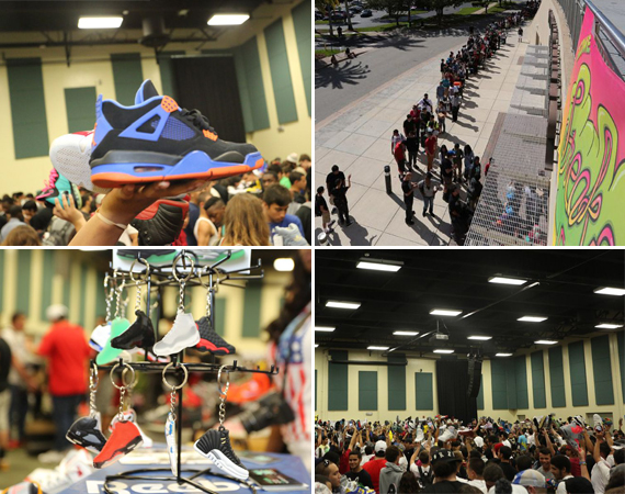 Sneaker Con Miami February 2013: Event Recap