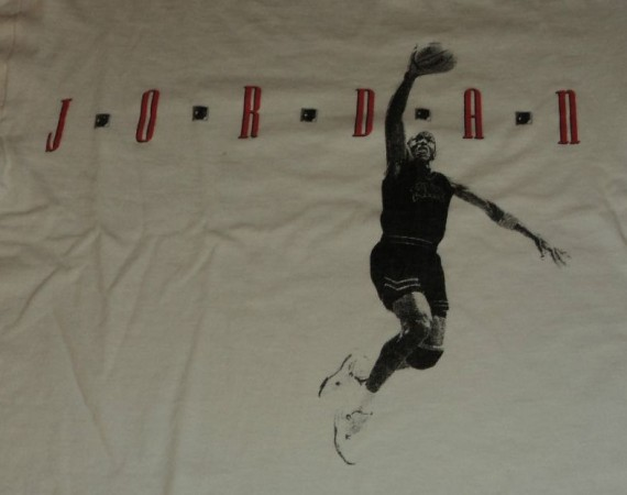 Vintage Gear: Nike Air Jordan IV T Shirt