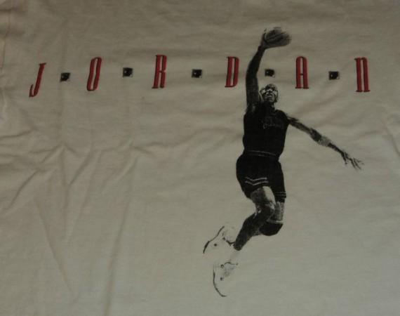 Vintage Gear: Nike Air Jordan IV T Shirt