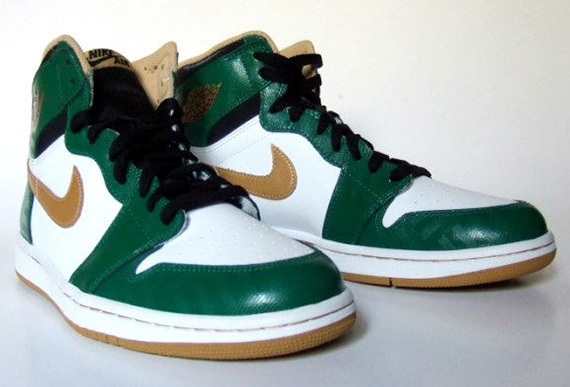 "Air Jordan 1 High ""Celtics"" – Release Date"
