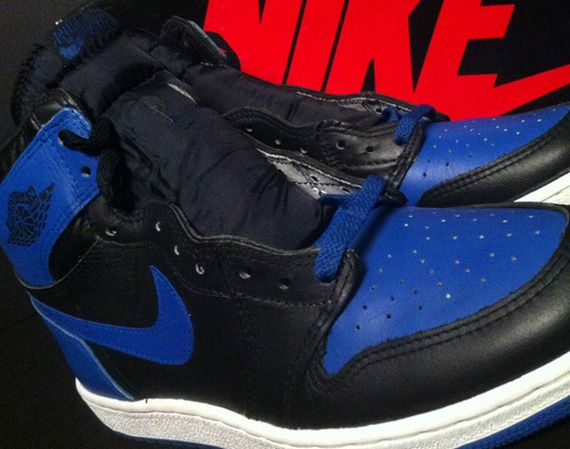 Air Jordan 1: Royal   Original 1985 Pair on eBay