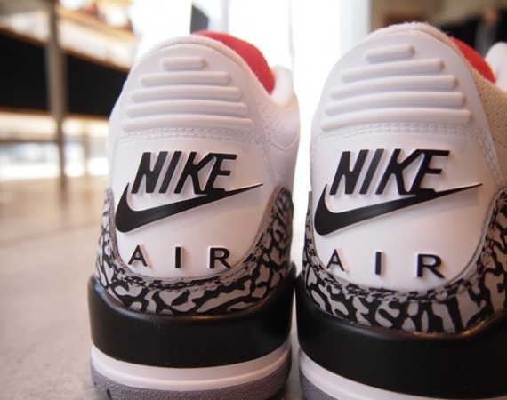 finest selection d0e60 1fbba Do you have your Asian connects in order for tomorrow s release of the Air  Jordan III  88  The sneakers have been a little late to arrive overseas, ...