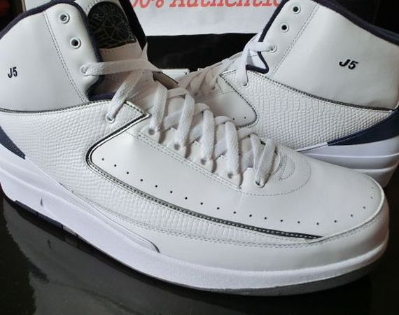 The Air Jordan II is still missing from the retail lineup 4955f1ed7a