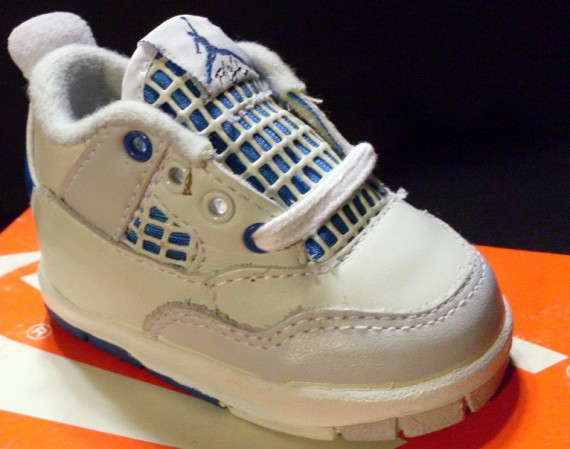 Vintage Gear: Air Jordan IV Military   OG Toddler Pair
