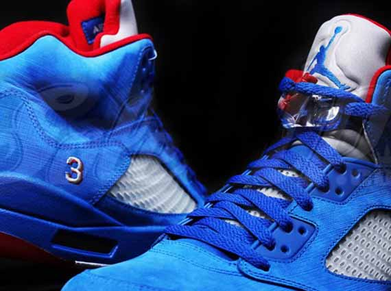 Air Jordan V: CP3