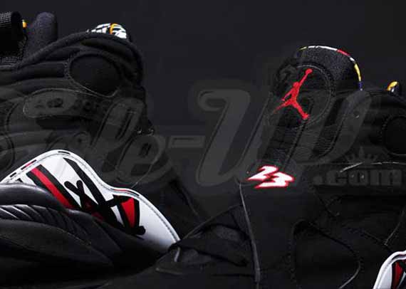 "Air Jordan VIII: ""Playoffs"" 2013 Retro"
