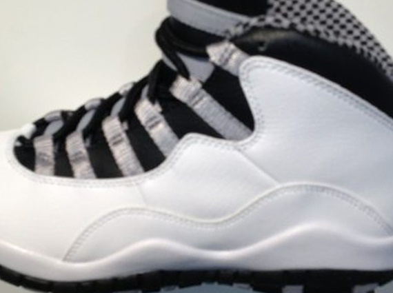 Air Jordan X: Steel  2013 Retro