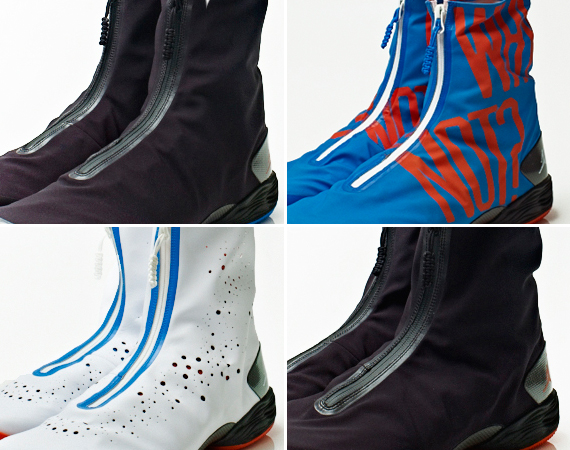 Russell Westbrook probably has more pairs of the Air Jordan XX8 than anyone  else out there at the moment. What s more f34b21b6d