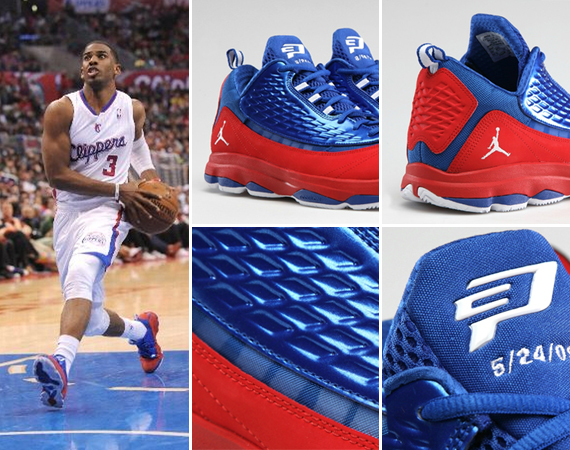 Chris Paul Debuts Jordan CP3.VI AE