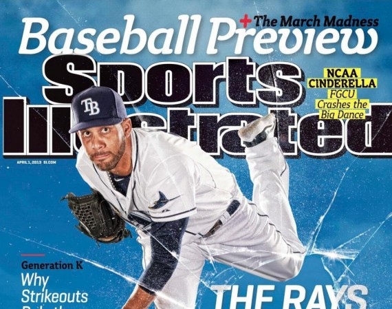 "David Price Wears Air Jordan XI ""Concord"" on Sports Illustrated Cover"