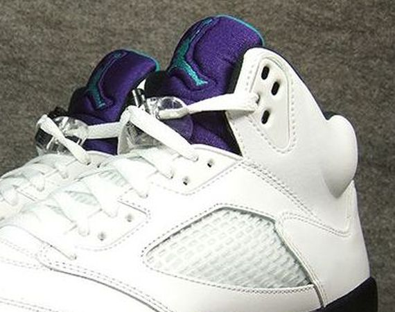 Grape Air Jordan 5 Retro
