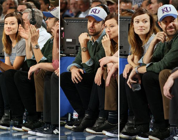 Jason Sudeikis in Air Jordan XI Space Jam