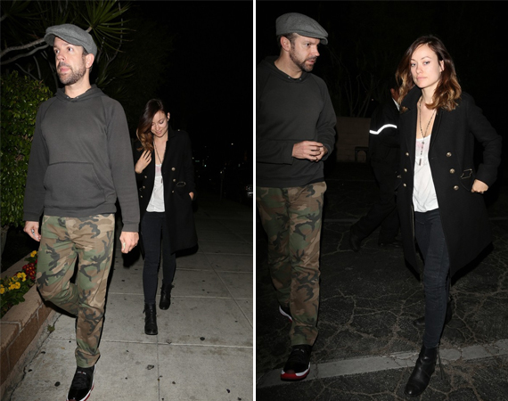 Jason Sudeikis Wearing Air Jordan XI Bred