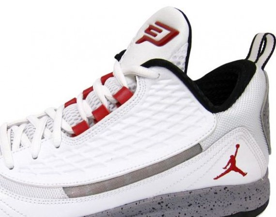 Jordan CP3.VI AE  White/Cement