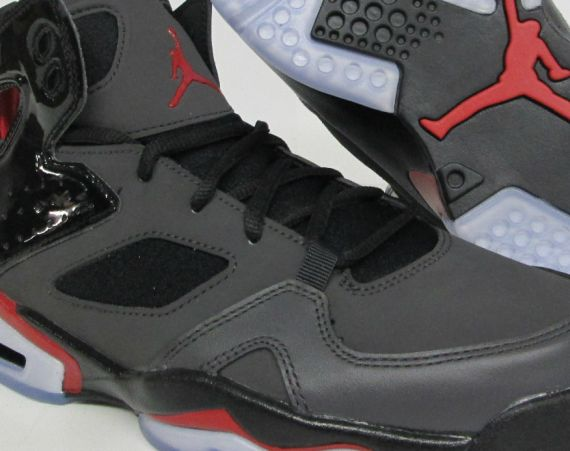 Jordan Flight Club '91 – Black – Gym Red