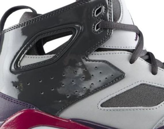 Jordan Flight Club 91: Matte Silver   Grande Purple   Night Stadium Grey