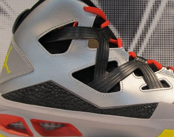 00dc68c4cdd Now that the Jordan Spiz'ike '3M' is finally liberated, we are at last  getting an updated look at the Jordan Melo M9 colorway that inspired the  sneaker.