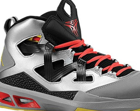 b9c65065b57 Hot on the heels of the Jordan Spiz'ike featuring the same look is this Jordan  Melo M9 colorway. The pair is one that we've been waiting for since the  model ...