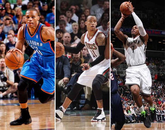 NBA Jordans on Court: Weekend Recap  3/15  3/17