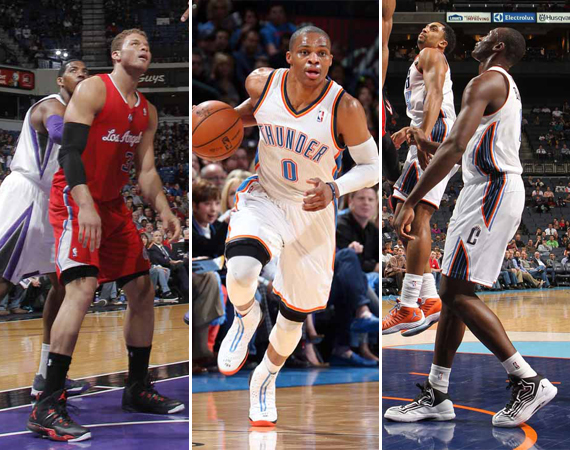 NBA Jordans on Court: Around The League  3/18  3/21