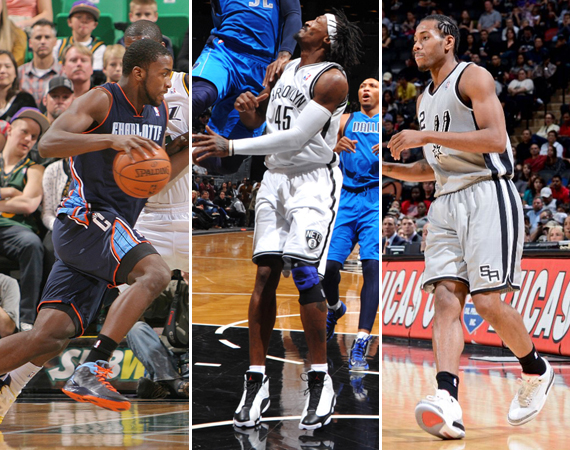 NBA Jordans on Court: Weekend Recap  3/1  3/3