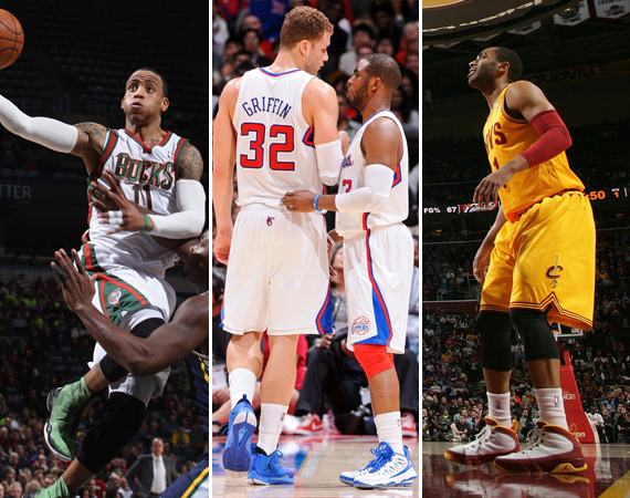 NBA Feet: Around The League  3/4  3/7