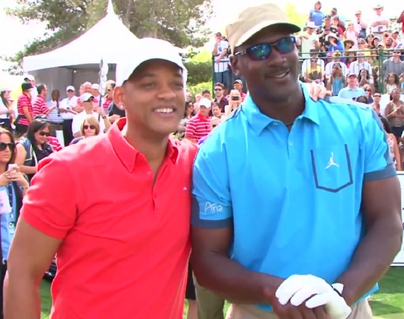 2013 Michael Jordan Celebrity Invitational Golf Tournament   Recap