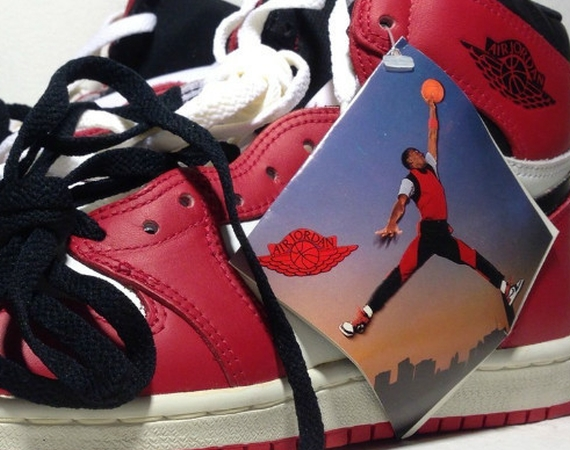 jordan nike air hang tag