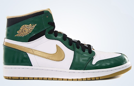 Air Jordan 1: Celtics   Release Reminder