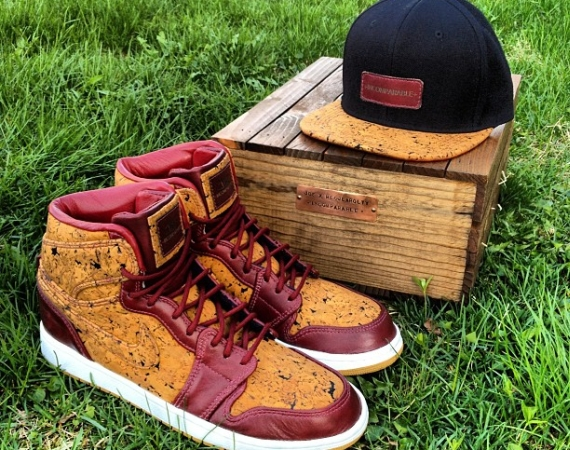 Air Jordan 1 Venetto Customs by JBF & Regularolty