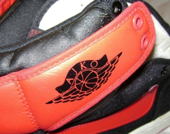 Air Jordan AJKO: Black/Red OG Pair on eBay