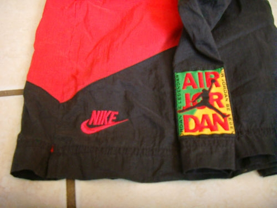 Vintage Gear: Air Jordan Be Legendary Shorts